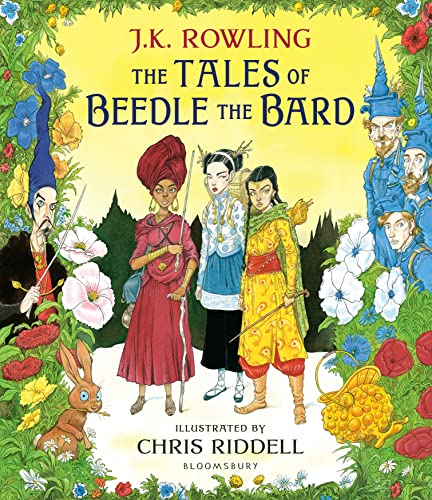 The Tales of Beedle the Bard: Illustrated Edition from Bloomsbury Children's Books