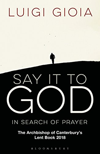 Say it to God from Bloomsbury Continuum