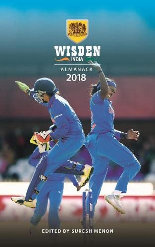 Wisden India Almanack 2018 from Bloomsbury India