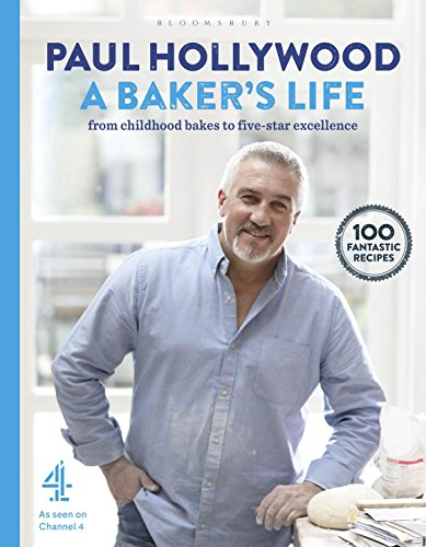 A Baker's Life: 100 fantastic recipes, from childhood bakes to five-star excellence from Bloomsbury Publishing