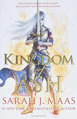 Kingdom of Ash: INTERNATIONAL BESTSELLER (Throne of Glass) from Bloomsbury UK