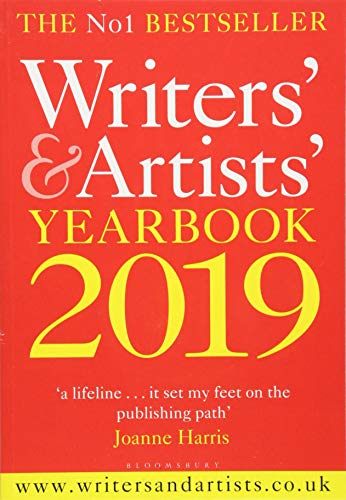 Writers' & Artists' Yearbook 2019 (Writers' and Artists') from Bloomsbury Yearbooks