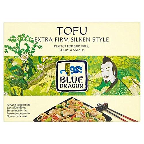 Blue Dragon Tofu Firm Silken Style 349g from Blue Dragon