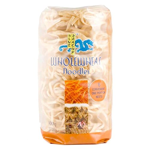 Blue Dragon | Wholewheat Noodles | 4 x 300g from Blue Dragon