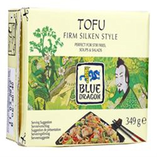 Extra Firm Silken Tofu from Blue Dragon