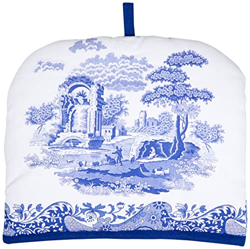 Portmeirion Home & Gifts Tea Cosy, Blue & White from Portmeirion Home & Gifts