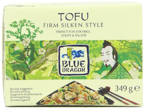 Blue Dragon Tofu Firm Silken Style, 349g from Blue