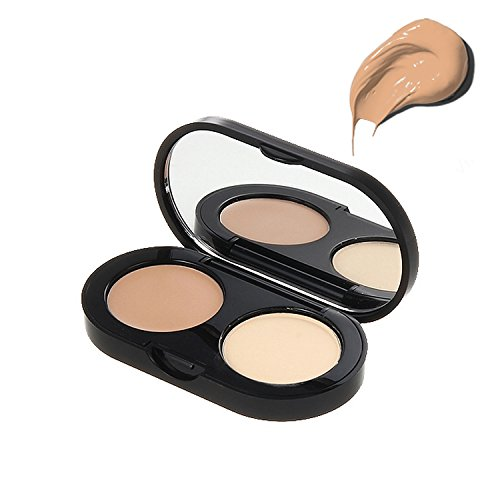 Bobbi Brown - New Creamy Concealer Kit - Natural Creamy Concealer + Pale Yellow Sheer Finish Pressed Powder 3.1g/1.1oz. from Bobbi Brown