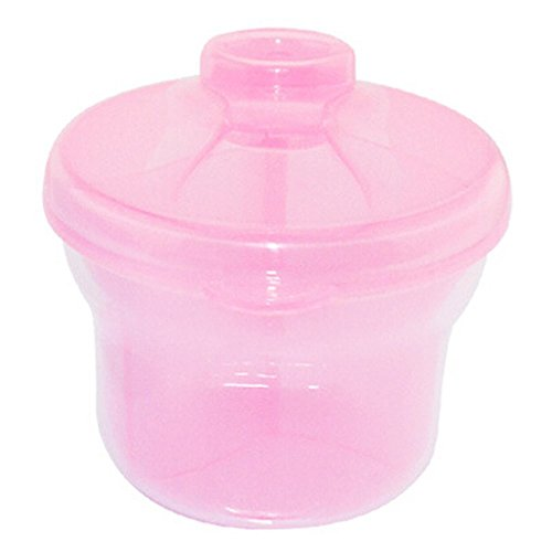 Bodhi200 Baby Food Storage Milk Powder Formula Dispenser 3 Compartments Feeding Infant Snack Box Container from Unknown