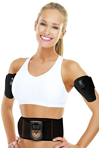 Bodi-Tek Unisex Abs Abdominal & Arms Toning Belt from Bodi Tek