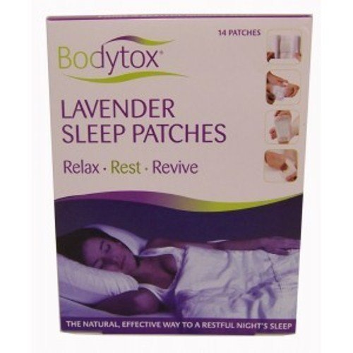 Bodytox Lavender Sleep 14 Patches from Bodytox