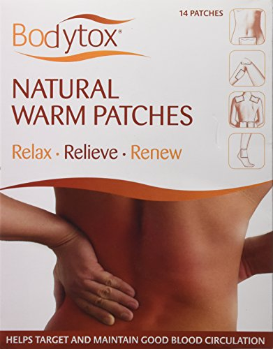 Bodytox Natural Warm 14 Patches from Bodytox