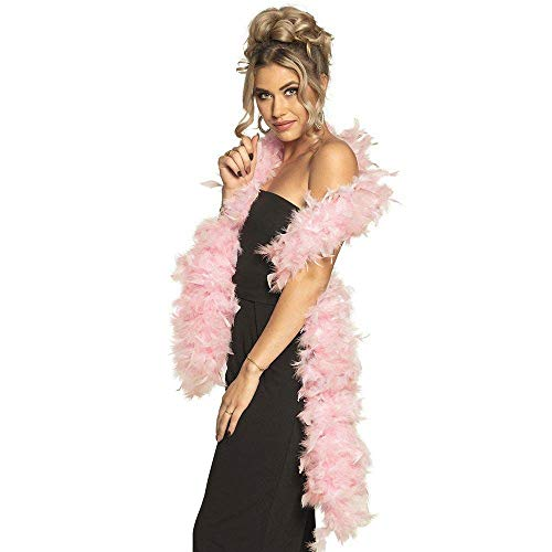Boland 52605 – Feather Boa, 180 cm, Pink from Boland