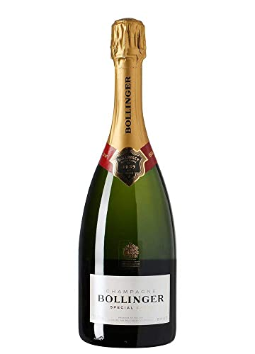 Bollinger Special Cuvee Champagne NV 75 cl Gift Box from Bollinger