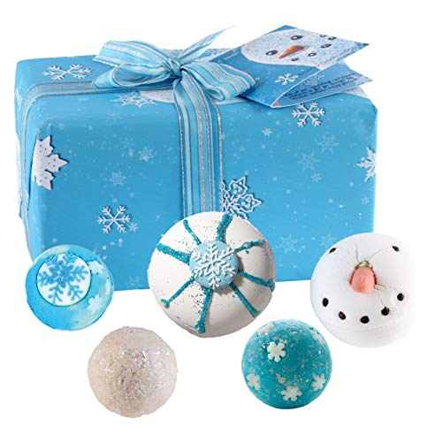 Bomb Cosmetics Let It Snow Handmade Gift Pack from Bomb Cosmetics