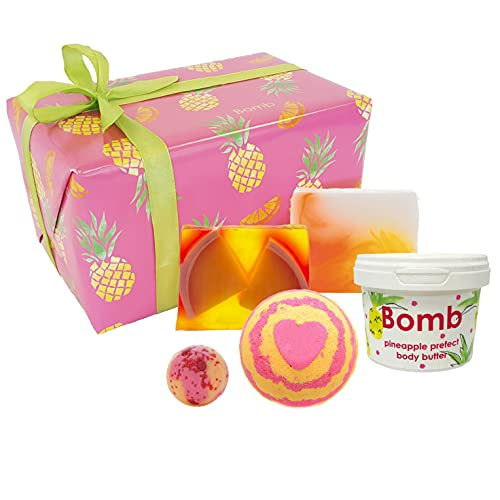 Bomb Cosmetics Totally Tropical Handmade Gift Pack from Bomb Cosmetics
