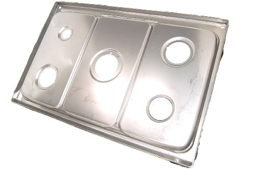 Bompani Hob Worktop Stainless Steel 90Cm. Genuine Part Number M00176160 from Bompani