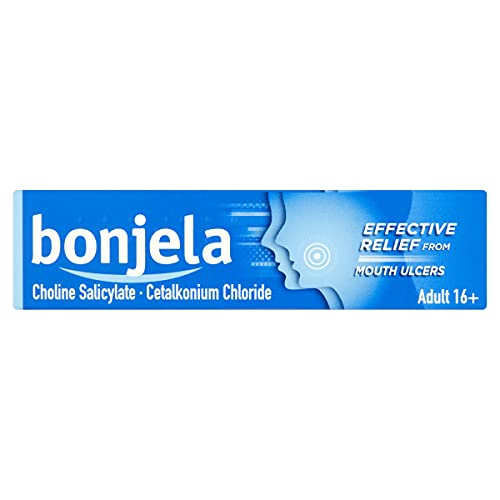 Bonjela Adult Ulcer Sugar Free Gel, 15g from Bonjela