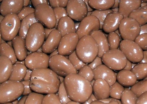 Chocolate Covered Raisins 1 kilo bag from Bonnerex