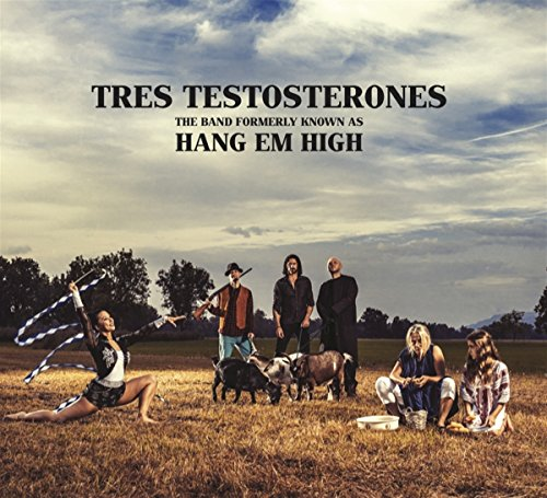 Tres Testosterones from Boomslang Records (Galileo Music Communication)