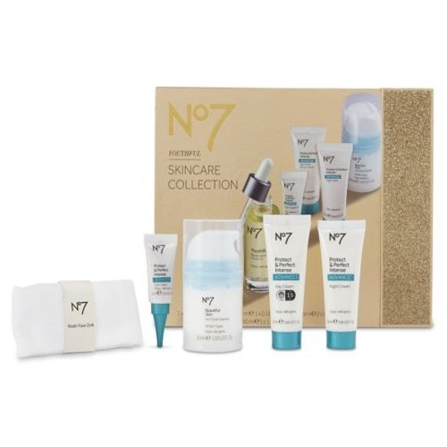 Boots No7 Youthfull Skincare Collection Gift Set from Boots No7