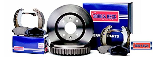 Borg & Beck BBD4787 Brake Disc Pair (Front) from Borg & Beck