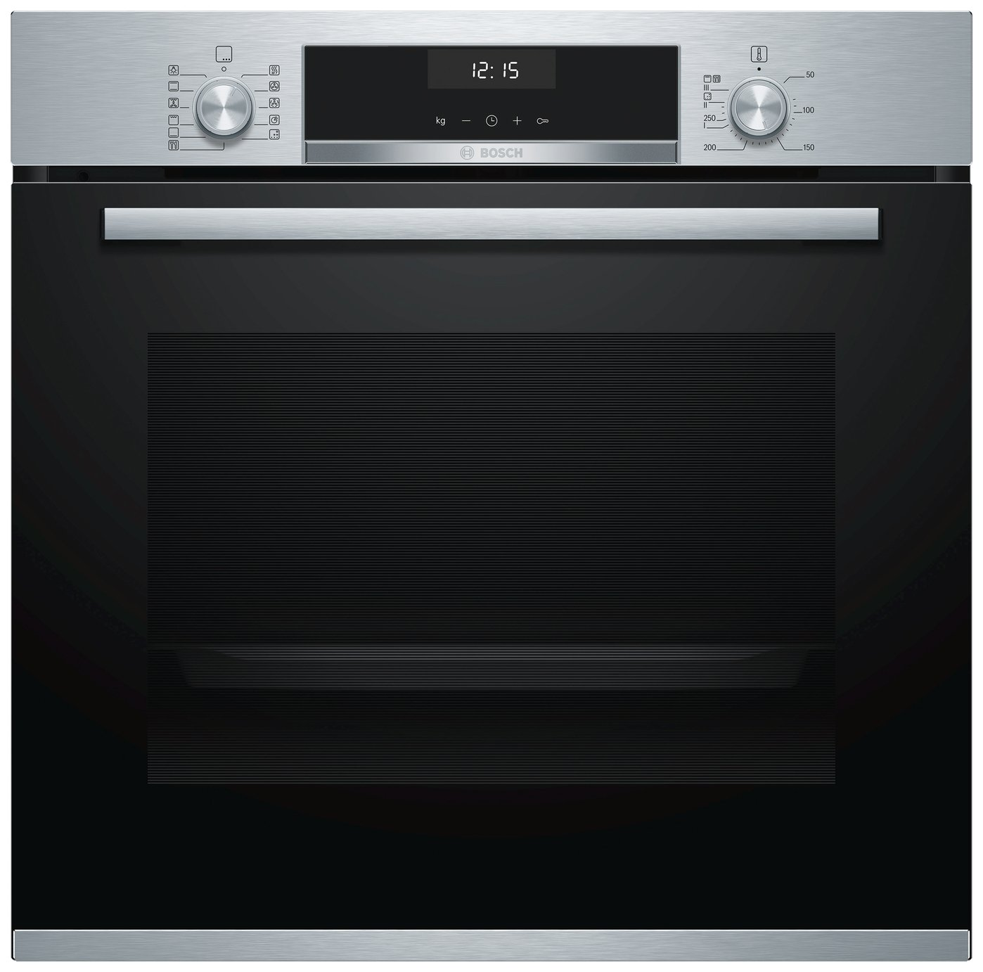 Bosch HBA5570S0B Single Built-In Electric Oven  - S/ Steel from Bosch