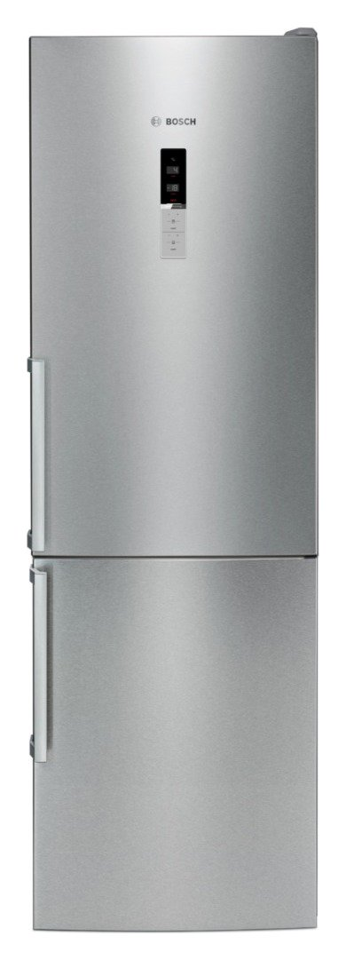 Bosch - KGN36HI32 - Fridge Freezer - Silver from Bosch