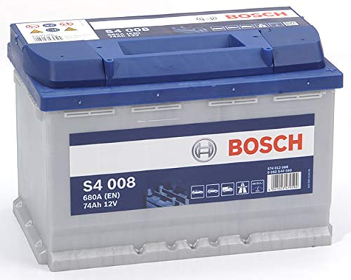 Bosch S4 Car Battery Type 096 from Bosch