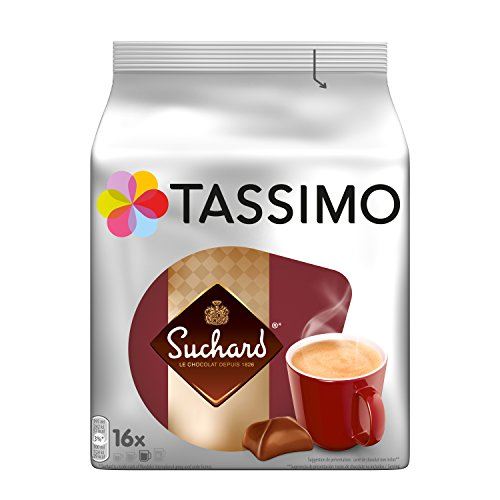 Tassimo Suchard Hot Chocolate 16 Discs/Servings from Bosch