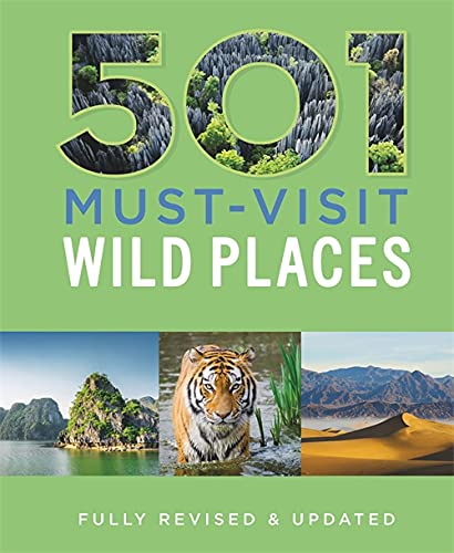 501 Must-Visit Wild Places (501 Series) from Bounty Books