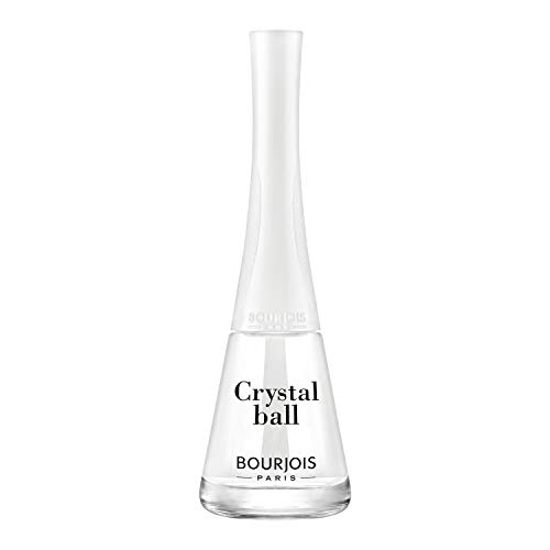 Bourjois 1 Seconde Nail Polish, 9 ml, Crystal Clear from Bourjois