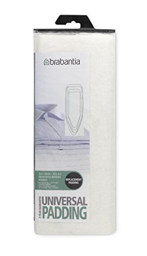 Brabantia 196423 Ironing Board Cover Replacement Felt Pad - White from Brabantia