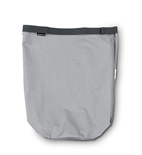 Brabantia Replacement Inner Bag for Laundry Bin, 35 L - Grey from Brabantia