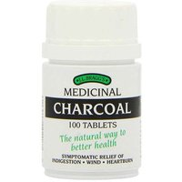 Bragg's Medicinal Charcoal Tablets x 100 from Bragg's