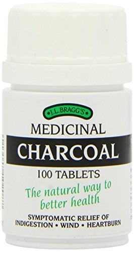 Braggs - Medicinal Charcoal Tablets - 100s from Bragg's