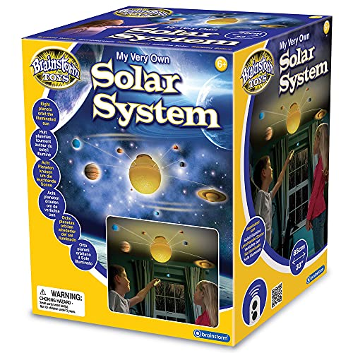 Brainstorm Toys E2002 RC Illuminated Solar System from Brainstorm Toys