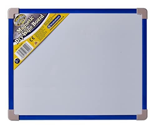 Brainstorm Toys B1500 A4 Magnetic Dry Wipe Board, Pack O 1 from Brainstorm Toys