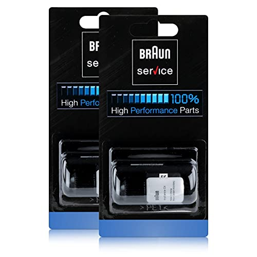 2x Braun Appliance Oil for shear units / blades from Braun