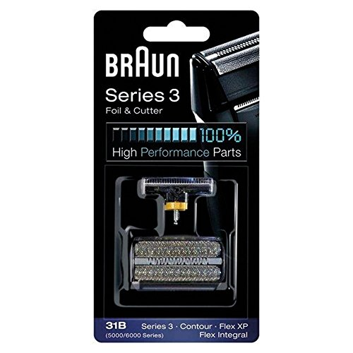 BRAUN 5000/6000 Series Foil and Cutter (Model: BR-6000FC) from Braun