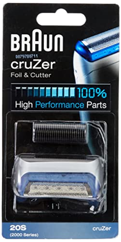 Braun 20s Electric Shaver Replacement Foil and Cutter from Braun