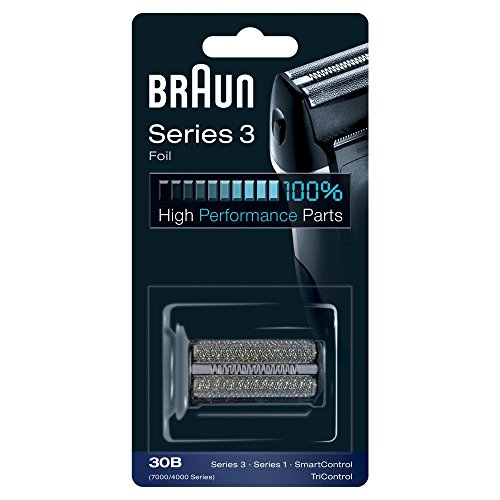 Braun Series 3 Electric Shaver Replacement Foil Cartridge, 30B from Braun