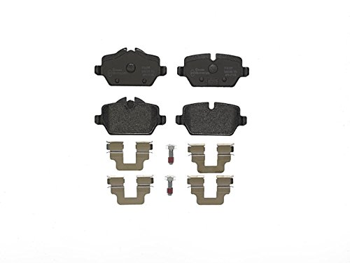Brembo P06037 Rear Disc Brake Pad - Set of 4 from Brembo