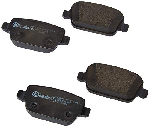 Brembo P24075 Rear Disc Brake Pad - Set of 4 from Brembo