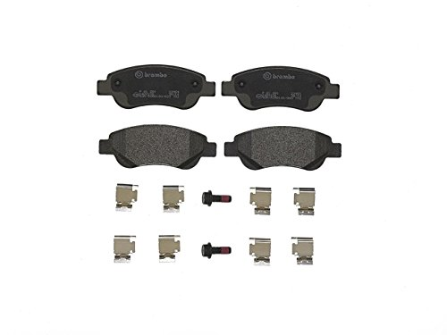 Brembo P61081 Front Disc Brake Pad - Set of 4 from Brembo