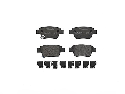 Brembo P83047 Rear Disc Brake Pad - Set of 4 from Brembo