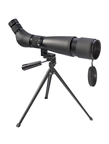 Bresser 20-60 x 60 Spotting Scope Travel with Table Tripod - Black from Bresser
