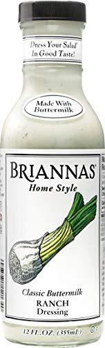 Briannas Ranch Dressing Sauce 355 ml from Brianna's