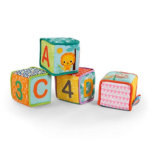 Bright Starts Grab and Stack Blocks from Bright Starts