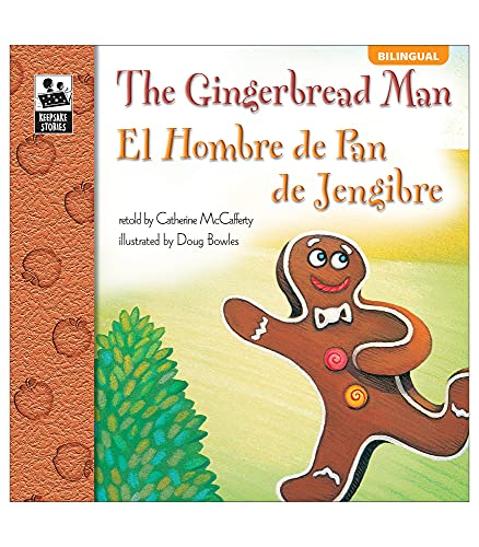 Gingerbread Man, Grades Pk - 3 (Brighter Child (Paperback)) from Brighter Child
